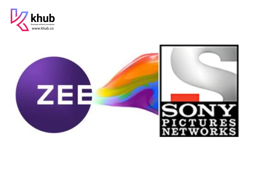Zee Entertainment and Sony India agreed to combine
